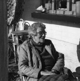 Sylvia Townsend Warner, by Janet Stone - NPG x23452