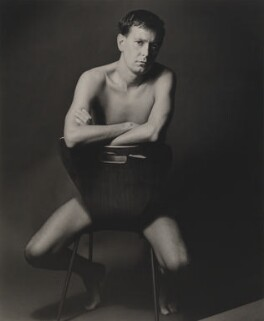 Joe Orton, by Lewis Morley - NPG x45226