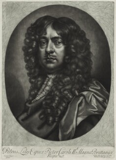 Sir Peter Lely, published by Alexander Browne, after  Sir Peter Lely, circa 1680-1684 - NPG D11398 - © National Portrait Gallery, London
