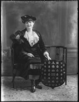 Alison Cuninghame of Craigends (née Pearson), by Bassano Ltd - NPG x120045