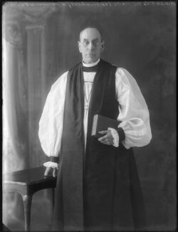 William Woodcock Hough, by Bassano Ltd - NPG x120048