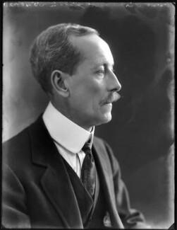 Sir Robert Woodburn Gillan, by Bassano Ltd - NPG x120122