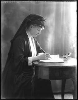 Dame Alice Mary Godman, by Bassano Ltd - NPG x120137