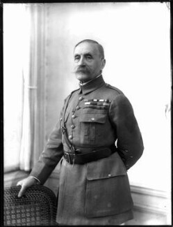 Ferdinand Foch, by Bassano Ltd, 12 February 1920 - NPG x120172 - © National Portrait Gallery, London