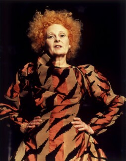 Dame Vivienne Westwood, by Kevin Mackintosh - NPG x125279
