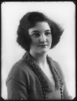 Lady Eleanor Furneaux Smith, by Bassano Ltd - NPG x120193