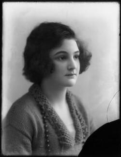 Lady Eleanor Furneaux Smith, by Bassano Ltd - NPG x120194
