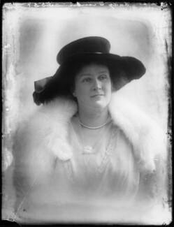 Kathleen (née Harvey), Viscountess Simon, by Bassano Ltd - NPG x120202