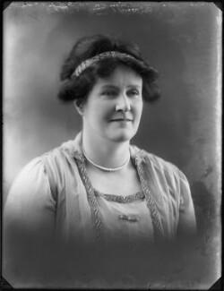 Kathleen (née Harvey), Viscountess Simon, by Bassano Ltd - NPG x120203