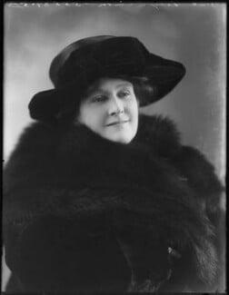 Kathleen (née Harvey), Viscountess Simon, by Bassano Ltd - NPG x120204