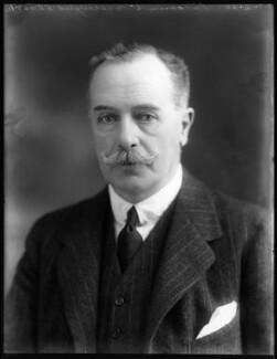 Godfrey John Boyle Chetwynd, 8th Viscount Chetwynd, by Bassano Ltd - NPG x120235