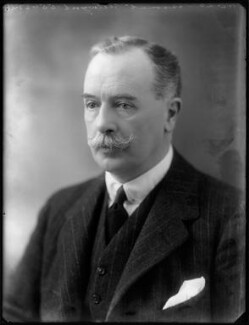 Godfrey John Boyle Chetwynd, 8th Viscount Chetwynd, by Bassano Ltd - NPG x120236