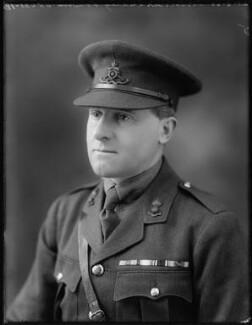 Sir Dudley Baines Forwood, 2nd Bt, by Bassano Ltd - NPG x120237