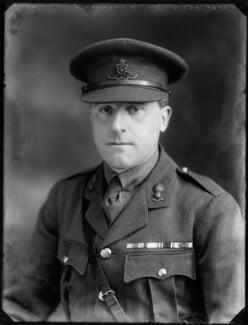 Sir Dudley Baines Forwood, 2nd Bt, by Bassano Ltd - NPG x120238
