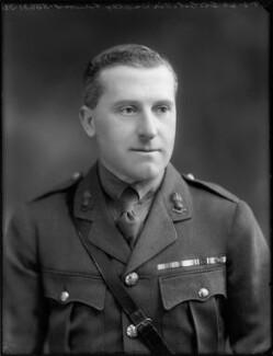 Sir Dudley Baines Forwood, 2nd Bt, by Bassano Ltd - NPG x120239