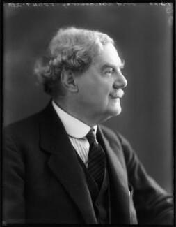 Charles Benjamin Bright McLaren, 1st Baron Aberconway, by Bassano Ltd, 1 March 1920 - NPG x120246 - © National Portrait Gallery, London