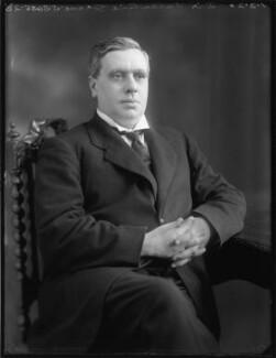 Sir Valentine Raymond Grace, 5th Bt, by Bassano Ltd - NPG x120261