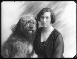 Hon. Irene Adelaide Tennant (née Gage), by Bassano Ltd - NPG x120288