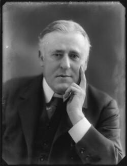 Sir (John) William Watson, by Bassano Ltd - NPG x120367