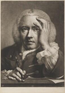 Thomas Frye, by Thomas Frye, published 1760 - NPG D11284 - © National Portrait Gallery, London