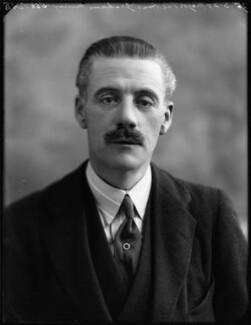 Hon. Ronald Thomas Graham Graham-Murray, by Bassano Ltd - NPG x120391