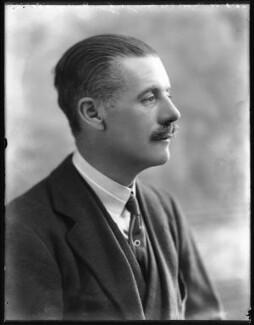 Hon. Ronald Thomas Graham Graham-Murray, by Bassano Ltd - NPG x120392