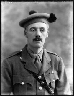 Hon. Ronald Thomas Graham Graham-Murray, by Bassano Ltd - NPG x120393