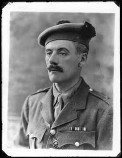 Hon. Ronald Thomas Graham Graham-Murray, by Bassano Ltd - NPG x120394