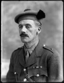 Hon. Ronald Thomas Graham Graham-Murray, by Bassano Ltd - NPG x120395