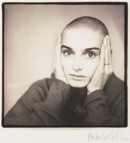 Sinead O'Connor, by Andrew Catlin, May 1988 - NPG x35992 - © Andrew Catlin / National Portrait Gallery, London