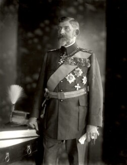 King Ferdinand of Romania, by Vandyk - NPG x129715