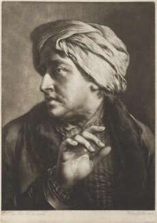 Man wearing turban, by Thomas Frye - NPG D11299