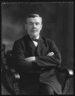 William Adamson, by Bassano Ltd, 2 February 1920 - NPG x22375 - © National Portrait Gallery, London