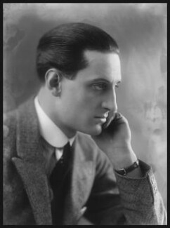 Basil Rathbone, by Bassano Ltd - NPG x18567
