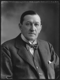 Albert Holden Illingworth, 1st Baron Illingworth, by Bassano Ltd - NPG x80987