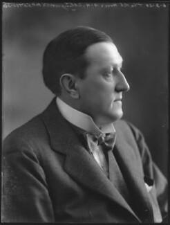 Albert Holden Illingworth, 1st Baron Illingworth, by Bassano Ltd - NPG x80989