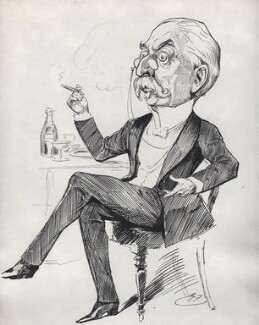 William Stone, by Harry Furniss - NPG D11481a