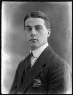 Hon. Andrew Shirley, by Bassano Ltd, 7 April 1920 - NPG x120426 - © National Portrait Gallery, London