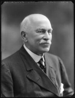 Rowland George Allanson Allanson-Winn, 5th Baron Headley, by Bassano Ltd - NPG x120438