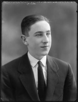 Rowland Patrick John George Allanson-Winn, 6th Baron Headley, by Bassano Ltd - NPG x120442