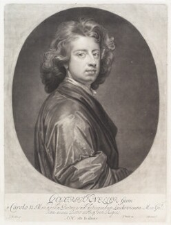 Sir Godfrey Kneller, Bt, by Isaac Beckett, published by  John Smith, after  Sir Godfrey Kneller, Bt - NPG D11493