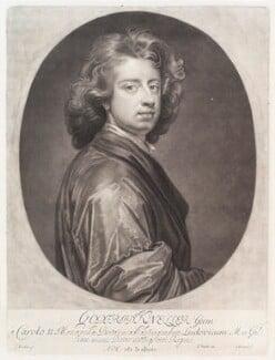 Sir Godfrey Kneller, Bt, by Isaac Beckett, published by  John Smith, after  Sir Godfrey Kneller, Bt, 1685-1688 (1685) - NPG D11493 - © National Portrait Gallery, London