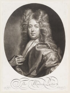 Thomas Murray, by and published by John Smith, after  Thomas Murray, 1696 - NPG D11498 - © National Portrait Gallery, London