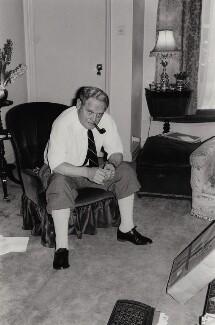 Sir Douglas Robert Stewart Bader, by Ronald Proyer - NPG x125292