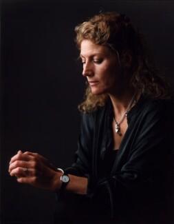 Geraldine James, by Charles Hopkinson - NPG x125297