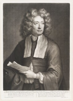 Arcangelo Corelli, by John Smith, after  Hugh Howard, 1704 - NPG  - © National Portrait Gallery, London