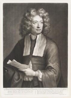 Arcangelo Corelli, by John Smith, after  Hugh Howard, 1704 - NPG D11509 - © National Portrait Gallery, London
