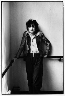 Siouxie Sioux, by Pennie Smith - NPG x125301