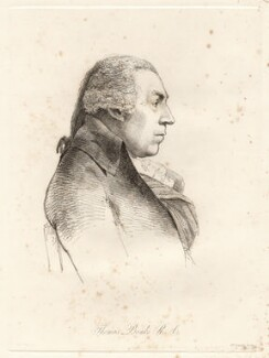 Thomas Banks, by William Daniell, after  George Dance - NPG D12045
