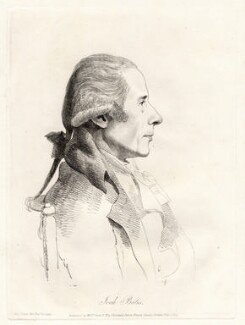 Joah Bates, by William Daniell, after  George Dance, published 1 July 1809 (20 December 1794) - NPG D12047 - © National Portrait Gallery, London